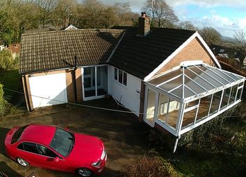 Thumbnail 3 bed bungalow to rent in Heathcote Avenue, Hookgate, Market Drayton