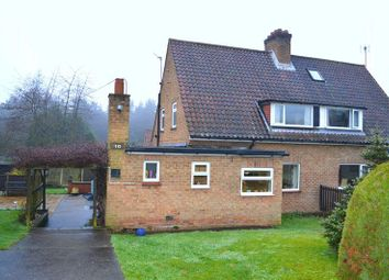 Thumbnail 3 bed semi-detached house for sale in Forestry Cottages, Laughton Warren, Gainsborough