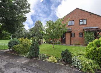 Thumbnail 1 bed terraced house for sale in Alderfield Close, Theale, Reading