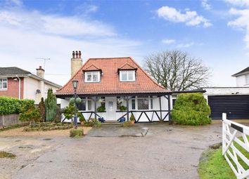 Thumbnail 4 bed bungalow for sale in London Road, West Kingsdown, Sevenoaks, Kent