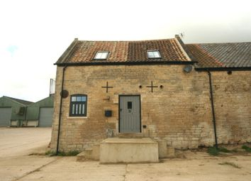 Thumbnail 2 bed barn conversion to rent in Holywell Road, Clipsham, Oakham