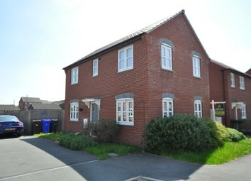 Thumbnail 3 bed detached house for sale in Bridgewater Road, Burton-On-Trent