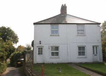 Thumbnail 2 bed cottage to rent in Marshborough Road, Marshborough, Sandwich