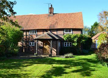 Thumbnail 5 bed semi-detached house for sale in Curridge Green, Curridge, Berkshire