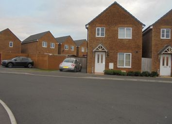 Thumbnail 3 bedroom detached house to rent in Llys Tre Dwr, Waterton, Bridgend, Bridgend County.