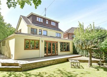 Thumbnail 4 bed detached house for sale in Wharf Road, Wroughton, Swindon