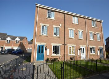 Thumbnail 4 bed town house for sale in New Forest Way, Leeds, West Yorkshire