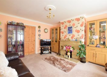 Thumbnail 2 bed terraced house for sale in Sycamore Court, Uckfield, East Sussex