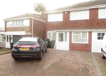 Thumbnail 3 bedroom property to rent in Spring Parklands, Dudley