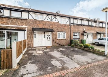Thumbnail 3 bed terraced house to rent in Whimbrel Close, London