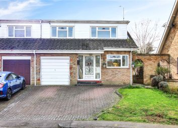 Thumbnail 4 bed semi-detached house for sale in Rosegarth, Istead Rise, Gravesend, Kent