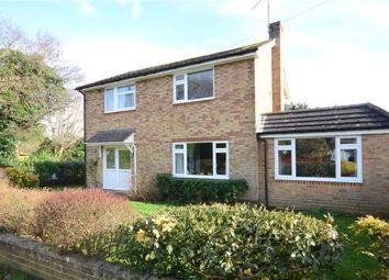 Thumbnail 4 bed detached house for sale in St. Davids Close, Farnham, Surrey