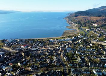 Thumbnail 2 bed flat for sale in 13 Victoria Road, Dunoon