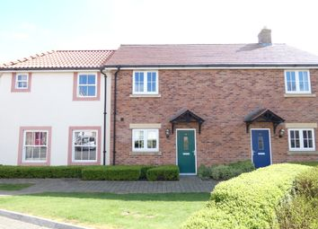 Thumbnail 2 bedroom terraced house for sale in Moor Road, Hunmanby Gap, Filey