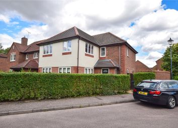 Thumbnail 4 bed detached house to rent in Clover Avenue, Bishop's Stortford