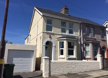4 bed semi-detached house to rent in Cedarcroft Road, Plymouth PL2