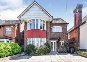 Thumbnail 6 bed detached house for sale in Somerset Road, Handsworth, Birmingham, West Midlands