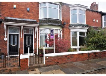 Thumbnail 3 bed terraced house for sale in Lambeth Road, Linthorpe, Middlesbrough