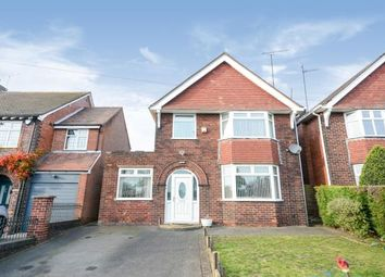 3 bed detached house for sale in Clipstone Road West, Forest Town, Mansfield, Nottinghamshire NG19