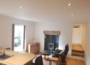 Thumbnail 2 bed flat to rent in Lescudjack Terrace, Penzance