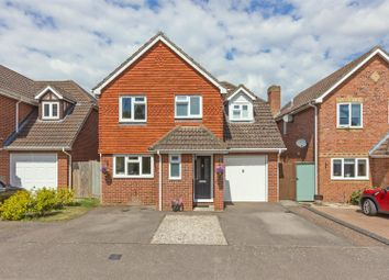 4 bed detached house for sale in Hever Place, Sittingbourne, Kent ME10