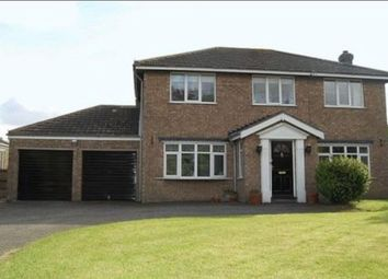 Thumbnail 3 bed detached house to rent in Cassbrook Drive, Fulstow, Louth