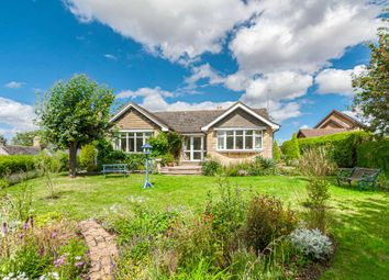 Thumbnail 4 bed detached bungalow for sale in The Greenyard, Yardley Hastings, Northampton
