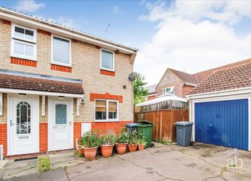 Thumbnail 2 bed semi-detached house to rent in Francis Close, Kesgrave, Ipswich