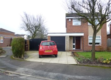 Thumbnail 3 bed detached house for sale in St James Gardens, Leyland