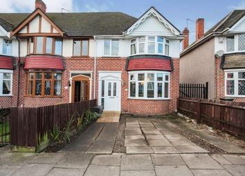 Thumbnail 3 bed end terrace house for sale in Kingsbury Road, Coundon, Coventry, West Midlands