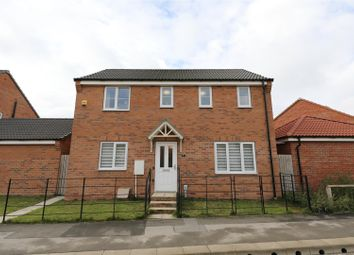 Thumbnail 3 bed detached house for sale in Grosvenor Road, Kingswood, Hull