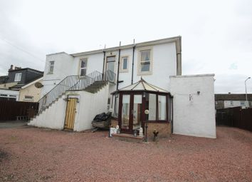 Thumbnail 3 bed flat for sale in Uphall Station Road, Pumpherston, Livingston