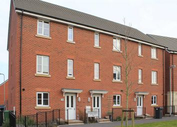 Thumbnail 4 bedroom town house to rent in Ffordd Nowell, Penylan, Cardiff