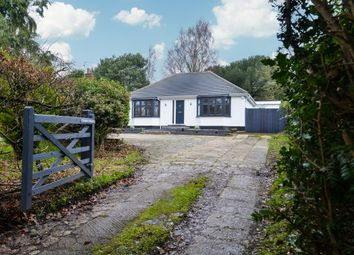 Thumbnail 3 bed bungalow for sale in Start Hill, Bishop's Stortford