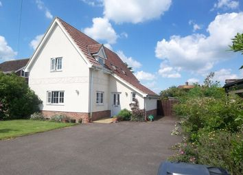 Thumbnail 3 bed detached house for sale in London Road, Halesworth