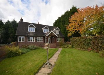 Thumbnail 4 bed detached house for sale in Hollington Lane, Ednaston, Ashbourne, Derbyshire