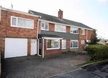 Thumbnail 5 bed semi-detached house for sale in Strathmore, Great Lumley, Chester Le Street