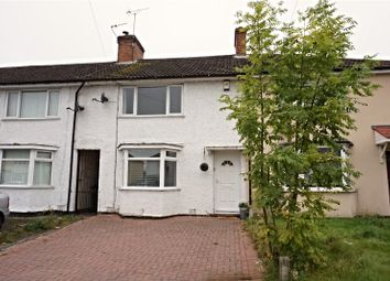Thumbnail 3 bed terraced house for sale in Hullbrook Road, Birmingham