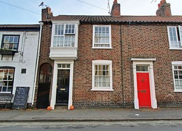 Thumbnail 2 bed terraced house for sale in Westwood Road, Beverley