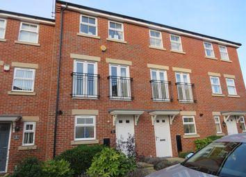 Thumbnail 3 bed terraced house for sale in Kestrel Grove, Hucknall, Nottingham