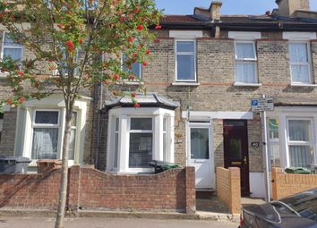 Thumbnail 3 bed terraced house to rent in Exmouth Road, London