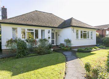 3 bed bungalow for sale in Station Road, Eynsford, Dartford DA4