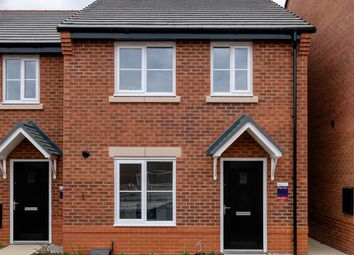 Thumbnail 3 bed terraced house for sale in The Ashcroft, Spring Croft, Oakmere Road, Winsford, Cheshire