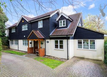 Thumbnail 4 bed detached house for sale in Kendal Avenue, Epping, Essex