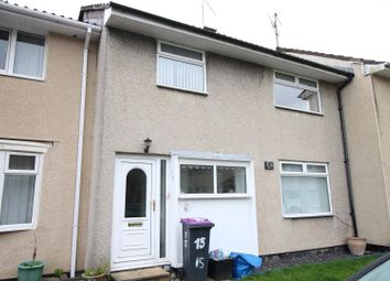 Thumbnail 3 bed terraced house for sale in Cardigan Close, Croesyceiliog, Cwmbran