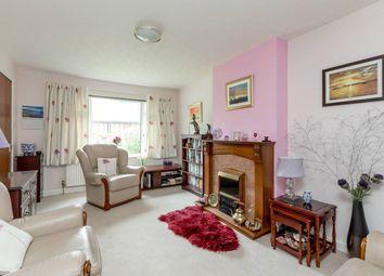 Thumbnail 2 bed semi-detached bungalow for sale in 12 Auldgate, Kirkliston