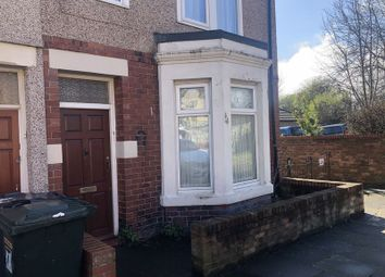 Thumbnail 1 bed flat to rent in Marden Crescent, Whitley Bay