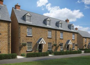 Thumbnail 4 bedroom semi-detached house for sale in The Leyes, Deddington