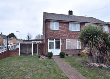 Thumbnail 4 bed semi-detached house for sale in Langdale Drive, Hayes