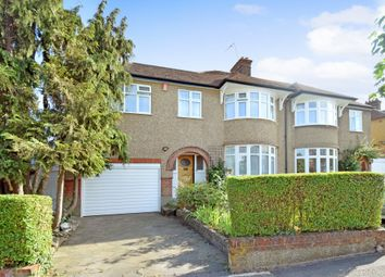 Thumbnail 5 bed semi-detached house to rent in The Ridgeway, Friern Barnet